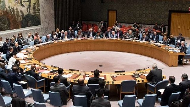 برنامه شورای امنیت برای رای گیری در خصوص اعزام نیروی بین المللی به فلسطین