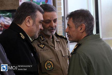 بزرگداشت شهدای مقاومت در سپاه تهران