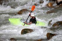 رودخانه دز میزبان مسابقات قایقرانی کشور