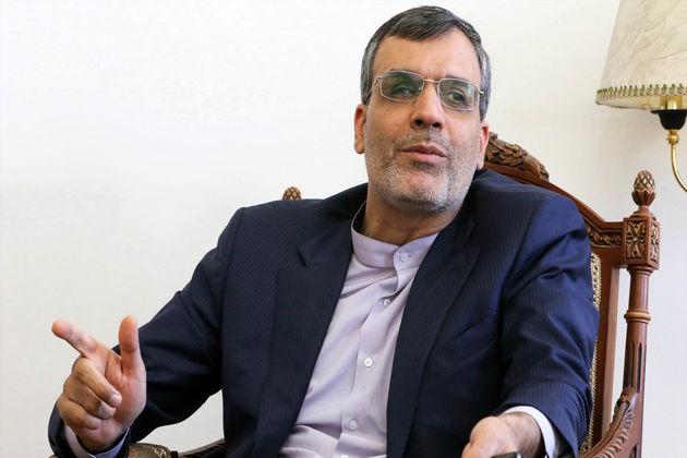 جابری انصاری وارد سوریه شد