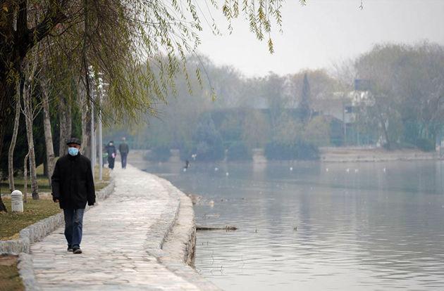 هوای اصفهان در شرایط ناسالم قرار دارد