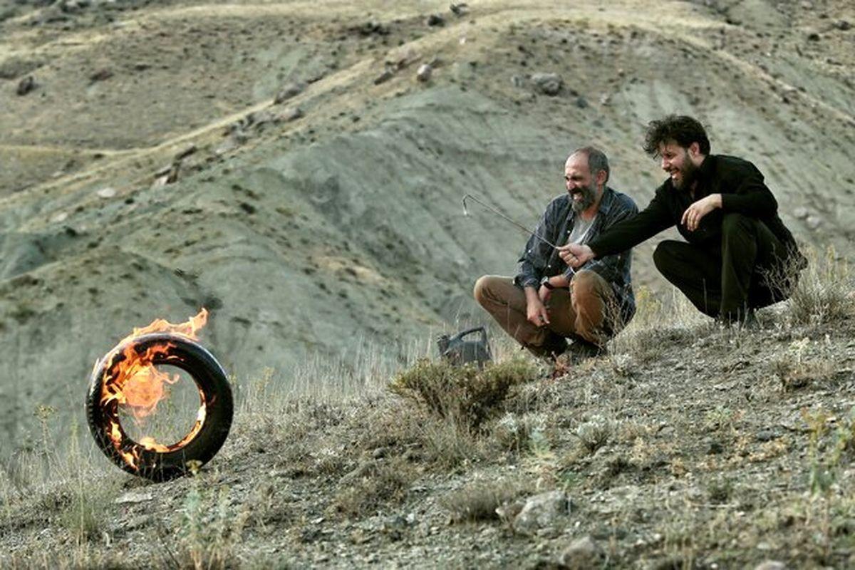 پروانه نمایش فیلم سینمایی «آتابای» صادر شد