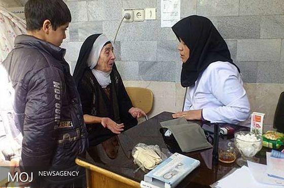ارائه خدمات پزشکی تخصصی و فوق تخصصی رایگان در صحن امامزاده صالح(ع)