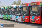 خریداری 25 اتوبوس جدید شهری در اصفهان / ساخت خط اتوبوس دارک – شیخ صدوق