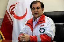 توصیه رئیس سازمان هلال احمر به زلزله زدگان