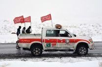 خدمات عام المنفعه داوطلبان هلال احمر برای 10 هزار سالمند در نوروز
