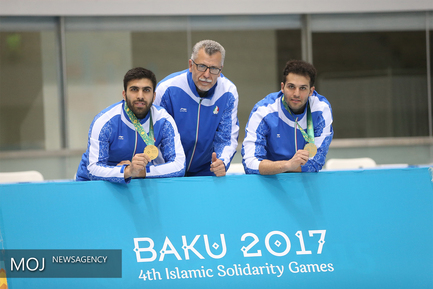 روز پایانی و بازگشت تیمهای اعزامی به بازیهای کشورهای اسلامی