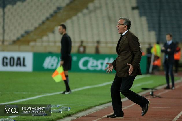 هدف ما در لیگ قهرمانان آسیا فقط برد است
