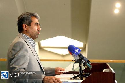 نشست خبری رییس کمیسیون اقتصادی مجلس