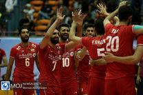 نتیجه بازی والیبال ایران و قطر/ برتری شاگردان کولاکوویچ مقابل قطر