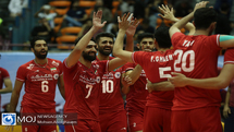 نتیجه بازی والیبال ایران و هند/ برتری بلند قامتان برابر هند