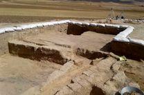 عملیات باستان شناختی در تپه 7 هزار ساله گل افشان سمیرم