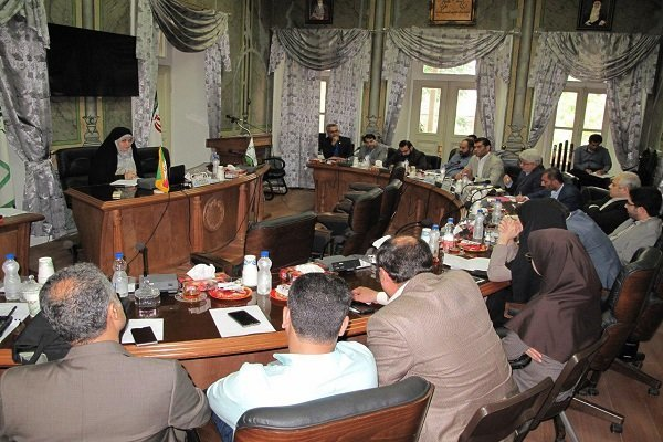 تصویب کلیات بودجه سازمان های سیما، منظر و آرامستان شهرداری رشت