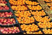 عرضه 40 هزار تن پرتقال و 30 هزار تن سیب در میدان های میوه و تره بار