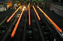 بیش از 1.68 میلیون تن محصول در فولاد هرمزگان جنوب تولید شد