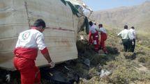امدادرسانی نجاتگران هلال احمر به 44 حادثه دیده در اصفهان