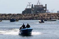 با شناورهای غیرمجاز برخورد قانونی صورت میگیرد
