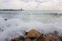 مناطق دریایی هرمزگان مواج است/ تداوم فعالیت سامانه فصلی در ارتفاعات