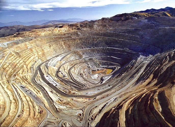 صدر نشینی صنایع فلزی در جدول آلاینده های معدنی