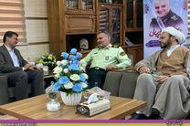 آمادگی کامل فرمانداری یزد برای ارتقای ضریب امنیتی شهرستان یزد