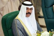 نواف الاحمد الجابر الصباح امیر جدید کویت شد
