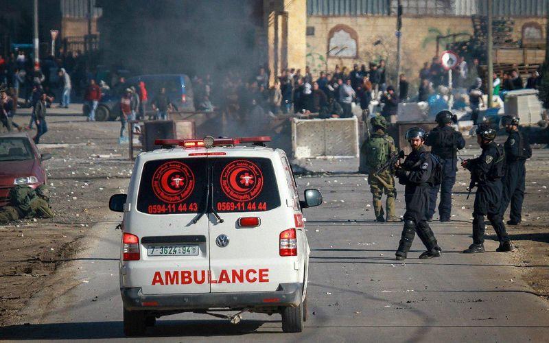 تظاهرات بازگشت در نوار مرزی غزه
