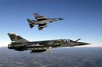 پرواز جنگندههای صهیونیستی برفراز حریم هوایی لبنان