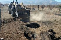 105 حلقه چاه غیرمجاز در اردبیل مسدود شده است