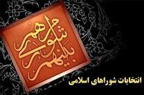 نتایج آراء انتخابات شورای شهر نهبندان اعلام شد