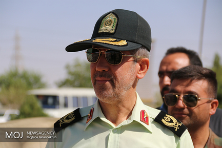امحاء بیش از  ۴۰ تن مواد مخدر در اصفهان