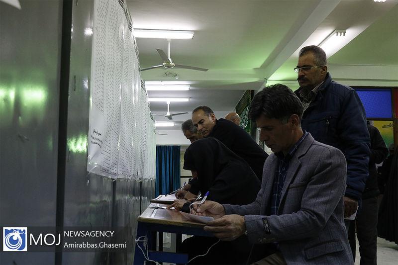 نتایج انتخابات مجلس در حوزه های کردستان مشخص شد