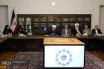 روحانی: جهت گیری دولت در اقتصاد مقاومتی با قدرت بیشتری ادامه می یابد/ مشارکت حداکثری و رقابت اخلاقی و پرشور، انتخابات را به افتخار ملی تبدیل می کند