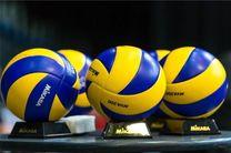 کرمانشاه میزبان مسابقات والیبال قهرمانی جوانان کشور