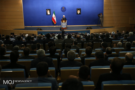 ضیافت افطار رییس جمهور با نمایندگان مجلس