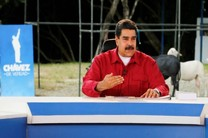 تحریم های آمریکا محبوبیت مادورو را افزایش داد