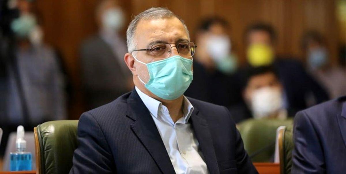 زاکانی رسما شهردار تهران شد+عکس
