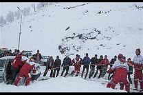 14 استان درگیر برف و کولاک/اسکان اضطراری به 520 نفر/ امداد رسانی ادامه دارد
