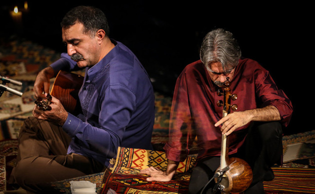 اجرای کنسرت کیهان کلهر  و اردل ارزنجان از 4 اسفند