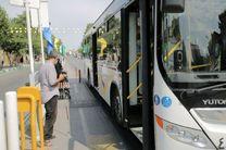 """خطوط اتوبوس """"شهرک قدس"""" و """"بلوار ۷ تیر"""" پس از تحویل ناوگان جدید اتوبوسرانی راهاندازی میشود"""