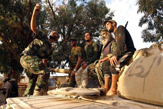 خلیفه حفتر به نیروهای خود دستور پاکسازی مخالفان در لیبی را داده است