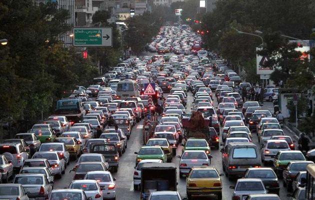 آخرین وضعیت جوی و ترافیکی جاده ها در 25 فروردین