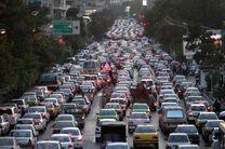 آخرین وضعیت ترافیکی و جوی جادهها در 15 مرداد
