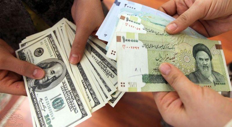 قیمت ارز در بازار آزاد 8 شهریور/ قیمت دلار 11007 تومان شد
