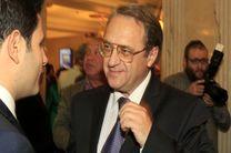 دیدار نماینده ویژه پوتین با اعضای ارشد شورای ملی کردهای سوریه