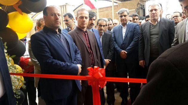 افتتاح یک مجتمع اقامتی پذیرایی در گیلان