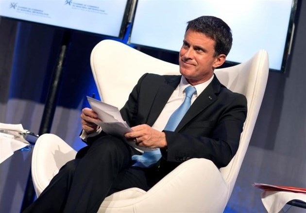 حمایت نخست وزیر سابق فرانسه از ماکرون در انتخابات ریاست جمهوری