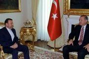 تلاش برای افزایش حجم روابط تجاری ایران و ترکیه