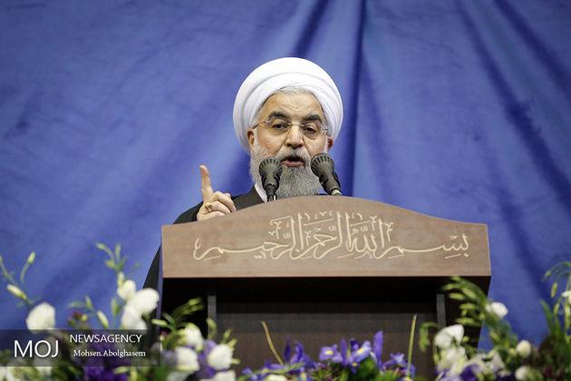 علی مطهری سخنران همایش بزرگ اصولگرایان معتدل حسن روحانی