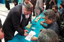 مشارکت مردم یزد در انتخابات از ۸۵درصد گذشت