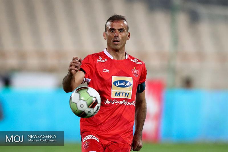 سید جلال حسینی رسما از تیم ملی فوتبال ایران خداحافظی کرد